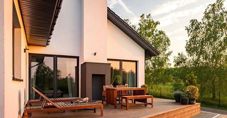 Installation d\u0027une terrasse surélevée Construire une terrasse