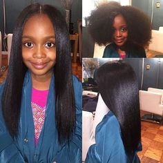 Flat Iron On Natural Hair Hair Styles Natural Hair Styles Kids Hairstyles