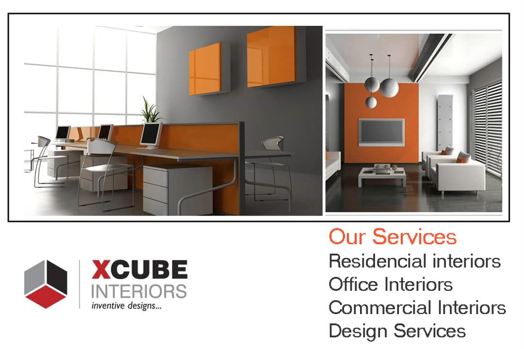 We From Xcube Interiors Are One Of The Best Commercial And Residential Interi Interior Designers In Hyderabad Commercial Interior Design Office Interior Design