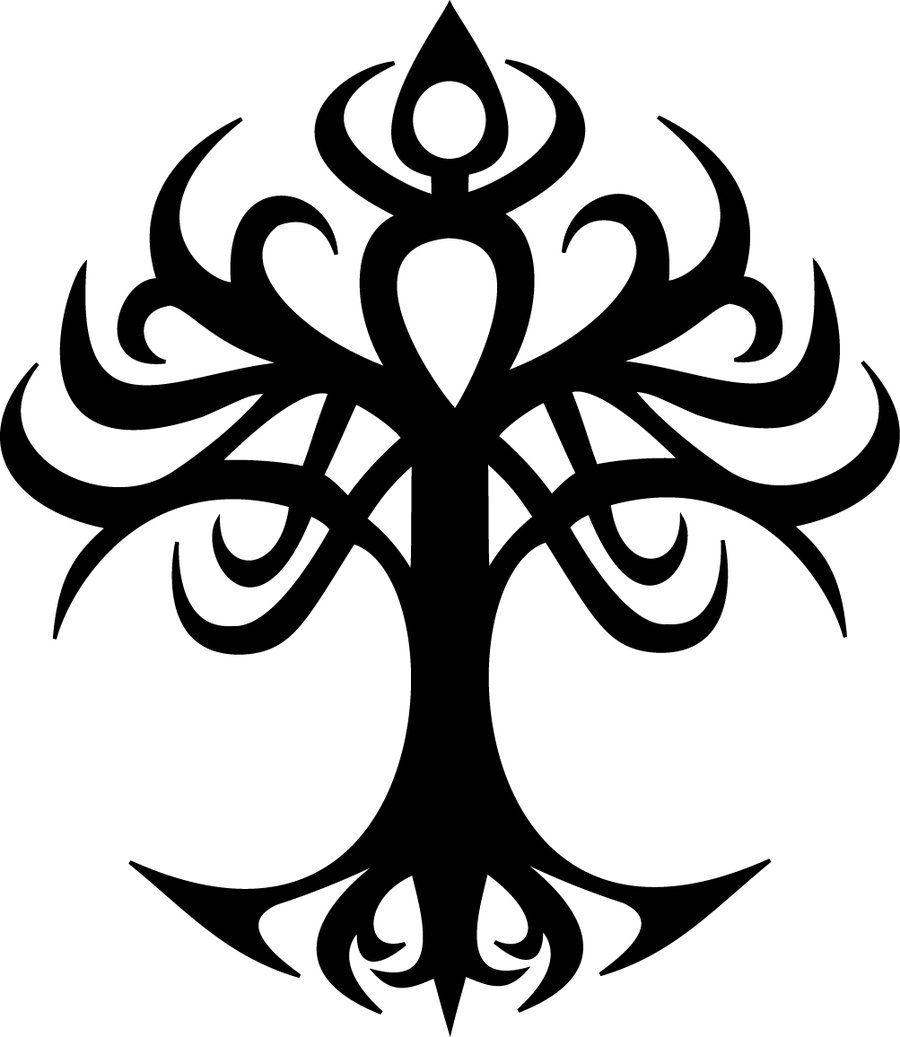 Knotwork tree tree art pinterest explore tattoo tree tree of life tattoos and more buycottarizona Gallery