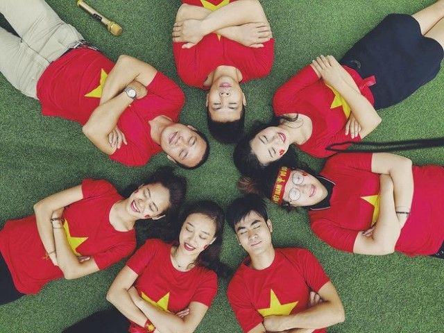 Áo cờ đỏ sao vàng trường Tiểu học - THCS FPT - Hình 4