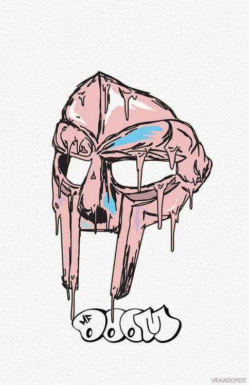 MF DOOM. | das right | Pinterest | Hip hop, Hiphop and ...  MF DOOM. | das ...