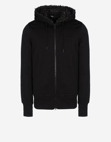 Y-3 Online Store -, Y-3 FT Fur Hoodie
