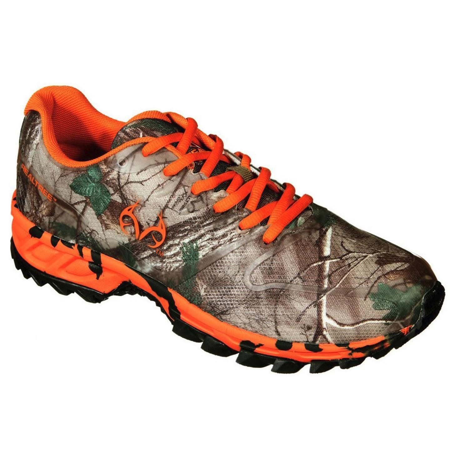RealTree Outfitters Men s  Cobra  Rubber Hiking Shoes  560651f3155