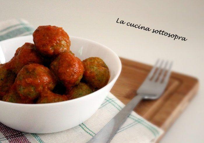 Polpette ricotta e spinaci - Ricette Blogger Riunite