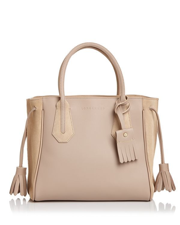 c7fe31215c7f Longchamp Penelope Fantaisie Small Leather Tote