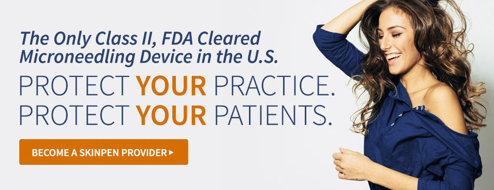 Fda cleared microneedling device from bellus medical fda