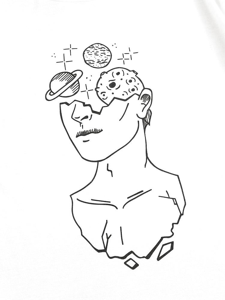 Pin De Abigail Escobar Em Dibujos Em 2020 Desenho De Rosto Simples Desenho De Rosto Desenhos Simples Tatuagem