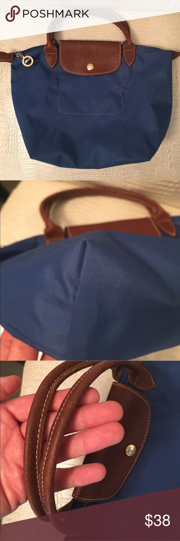 Lonchamp small in excellent condition Great shape very minor wear from use Longchamp Bags Totes