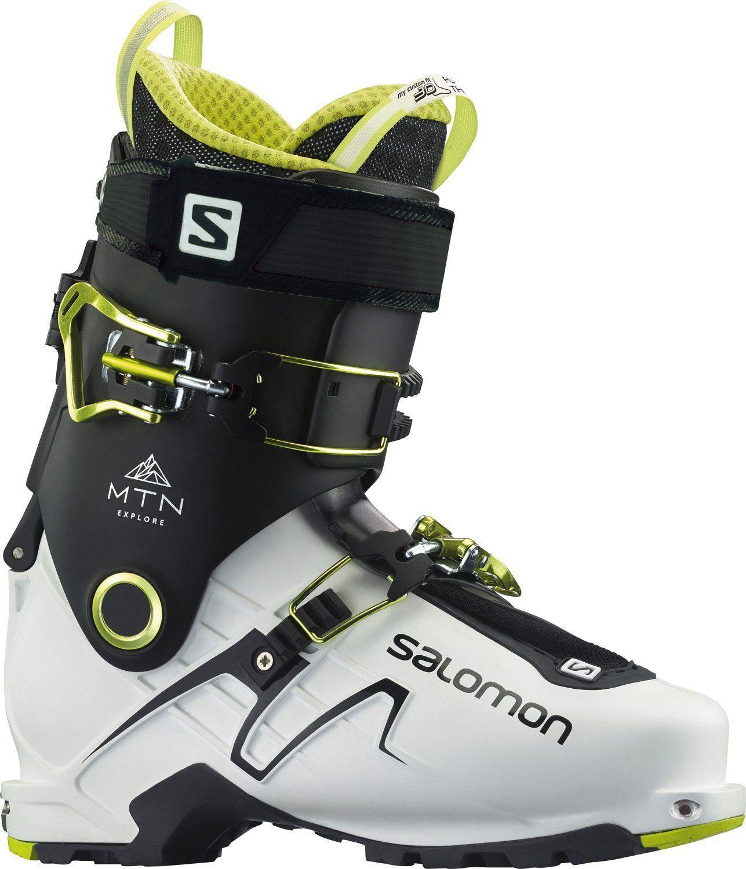 Salomon MTN Explore Ski Boots Mens | Ski boots, Salomon ski drqxS