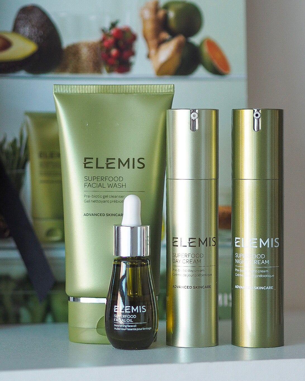 Elemis Superfood Skincare Range Skin care, Superfood