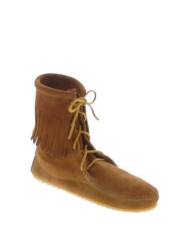 Tramper Ankle Hi Boot My Favorite Boots For Traveling I Wear Them Hiking On The Beach And For Lounging Around Boots Minnetonka Moccasin Favorite Boots