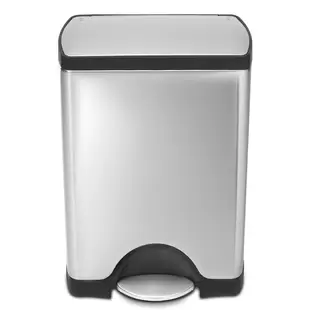 Modern Trash Cans Allmodern Trash Can Simplehuman Brushed Stainless Steel