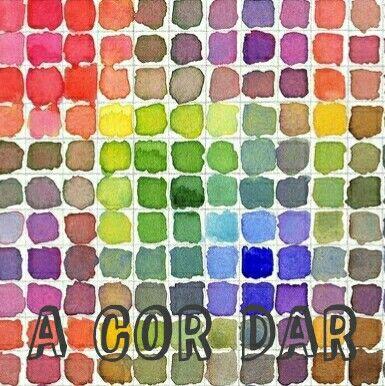 Qual a cor você vai dar pro seu dia hoje?
