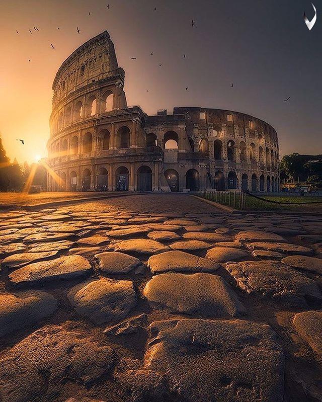 ✪✪ Photo by: @fran4life 📍Location: #Roma #Italy ⠀⠀⠀⠀⠀⠀ ✦ Selected by: @marwank33 ✦ Valid Tag: #Main_Vision ✦ #fran4life_mainvision