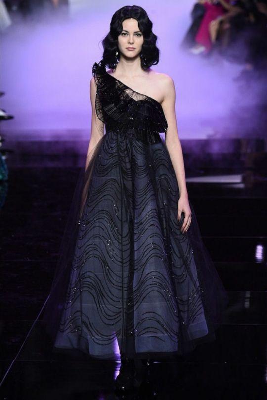 Armani Privé haute couture spring 2016 - Vogue Australia