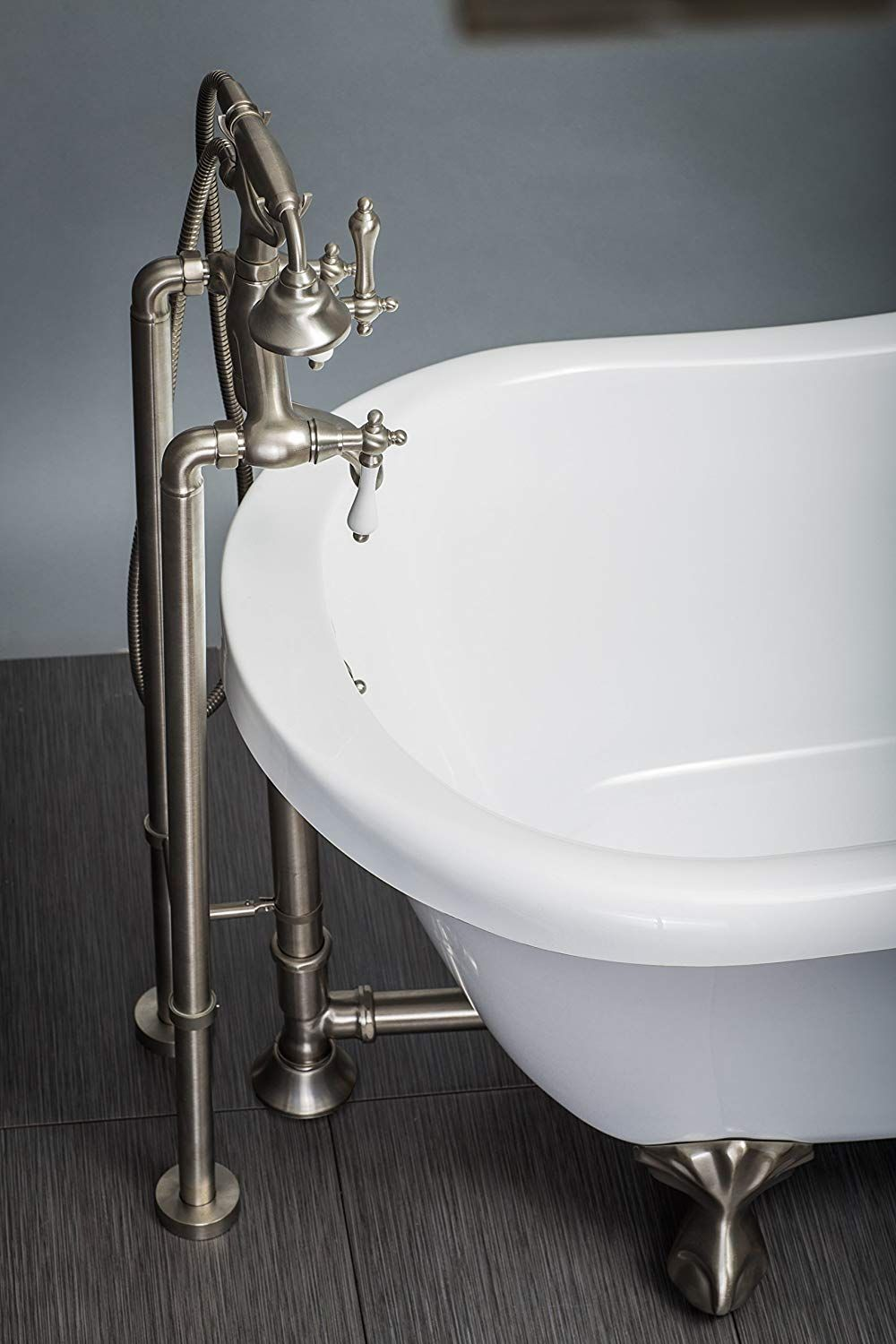 Best Freestanding Tub Faucet Reviews In 2020 With Images