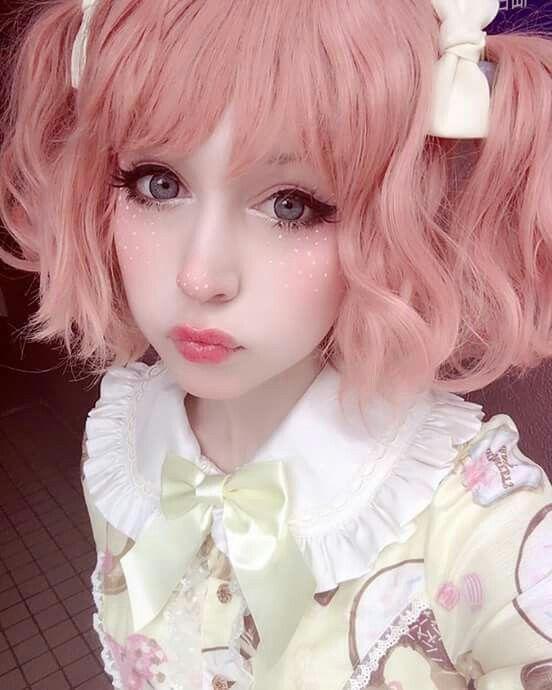 Kawaii!! ️ (With images) | Kawaii hairstyles, Kawaii ...