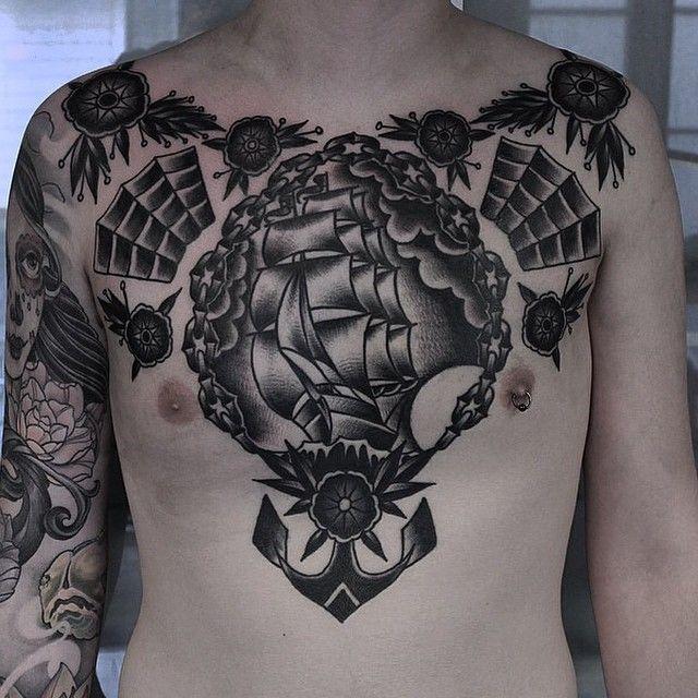 Done By Sindre Olsen, Tattoo Artist At Shield Tattoo