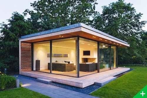 Studio de jardin Haut Gamme 01 | Projet petite maison | Pinterest ...