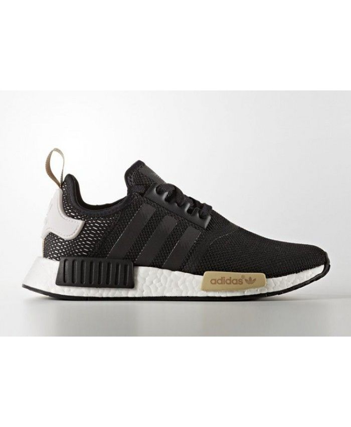 Adidas NMD Black Gold 2017 Womens Trainer