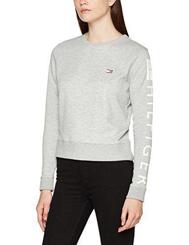 Womens Th Ath Ls Sweatshirt Tommy Hilfiger Buy Cheap Cheap iNxr8Wqa