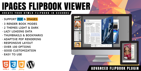 Download Ipages Flipbook Pdf Viewer For Wordpress Free Wordpress Plugin Https Downloadwpfree Com Download Ipage Flip Book Wordpress Plugins Flipbook Pdf
