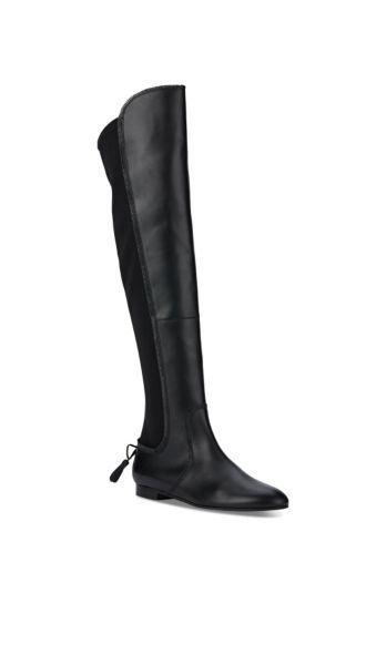 AQUAZZURA - Dasha Flat Boots   HoltRenfrew.com