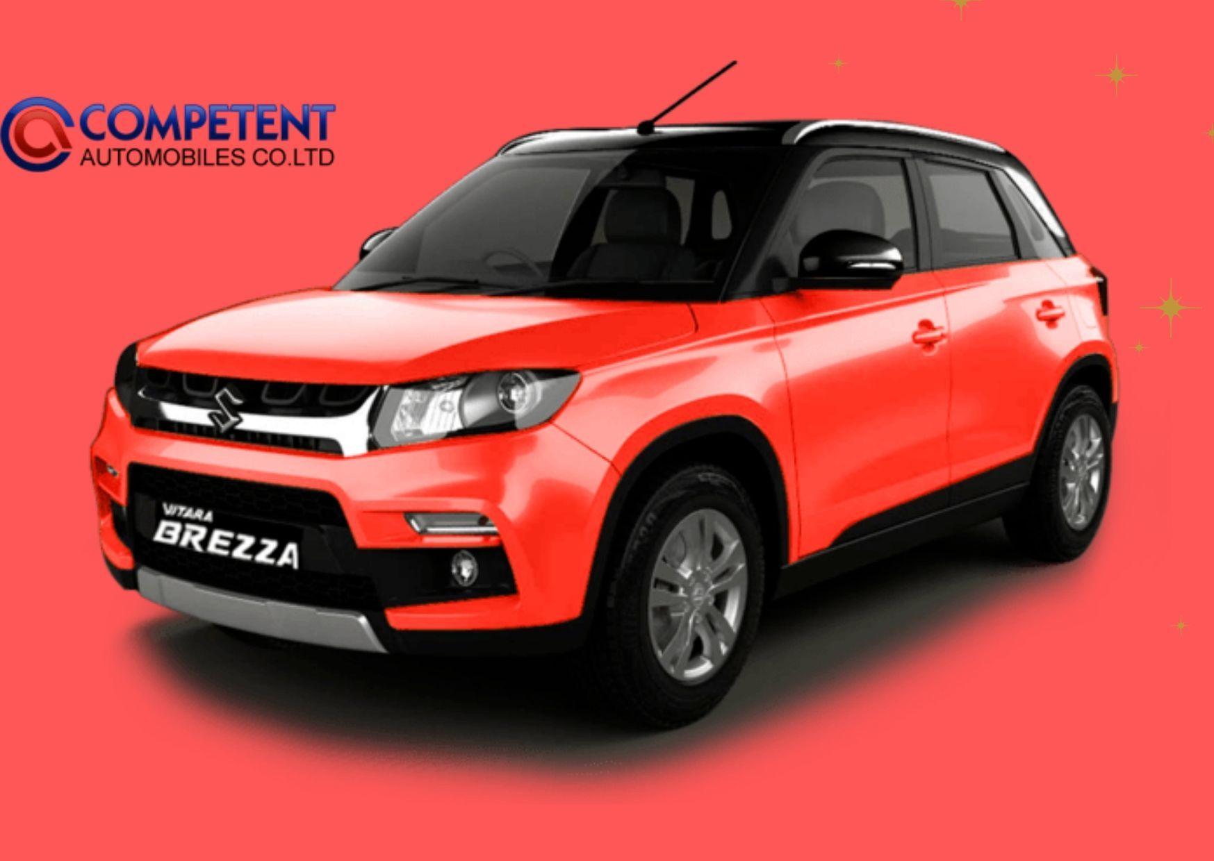 The latest Maruti Suzuki Vitara Brezza is known for