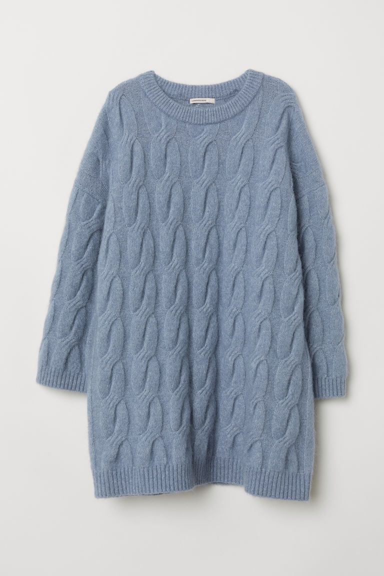 da0d5ed485f Cable-knit Sweater in 2019   ₁₈₁₂ / DEC18 — Finds   Cable knit ...