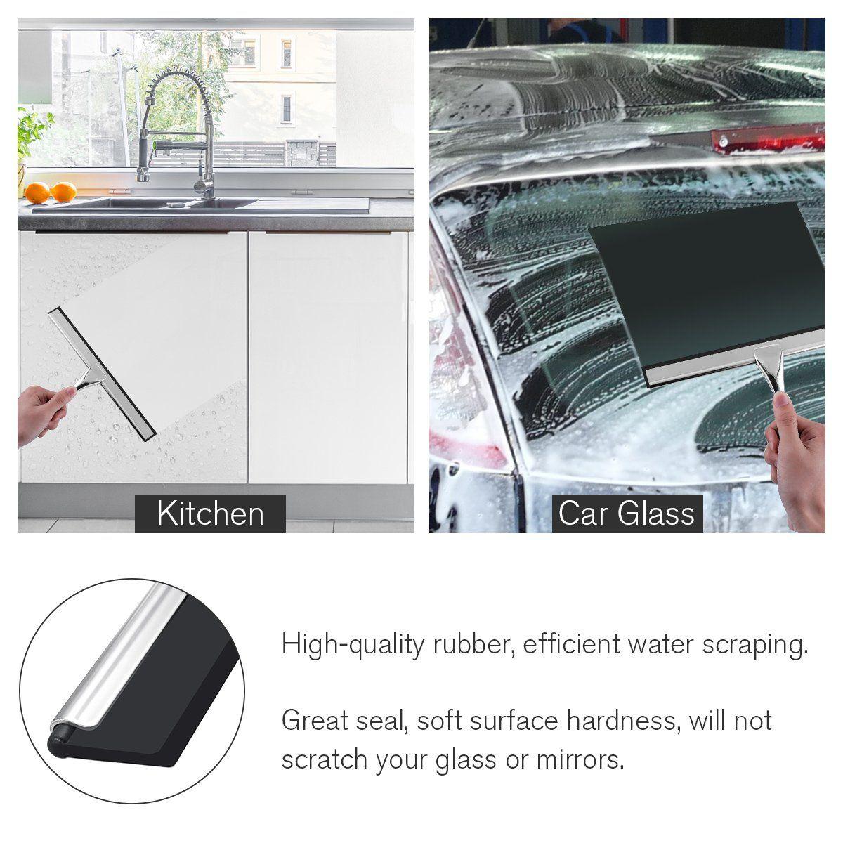 Baban Shower Squeegee Glass Squeegee Window Squeegee Allpurpose