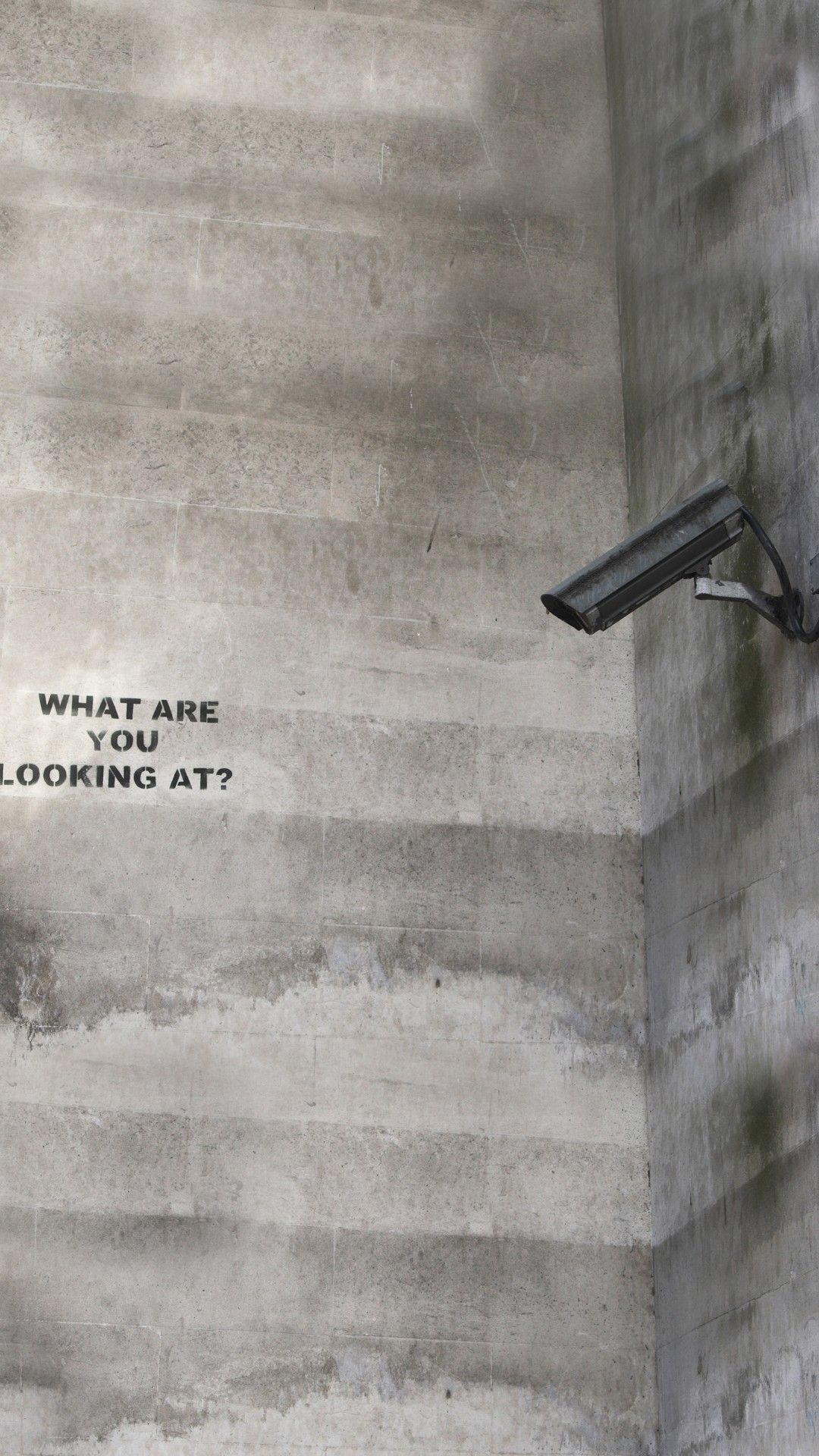 人気112位 ストリートアート Banksy バンクシーのストリート