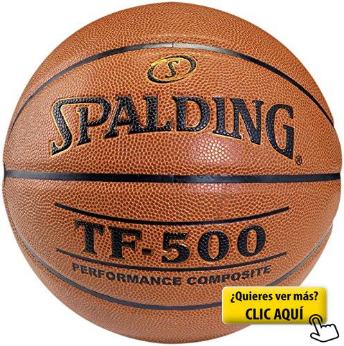 Spalding TF500 In/Out Balón de baloncesto, Unisex adulto, Ladrillo, 7 #balon #basket
