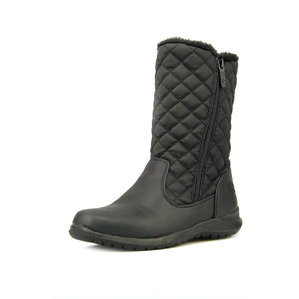 Totes Jamie Womens Waterproof Winter Snow Boots Size 7 Med  totes   MidCalfBoots  RainSnow db77fd8a14