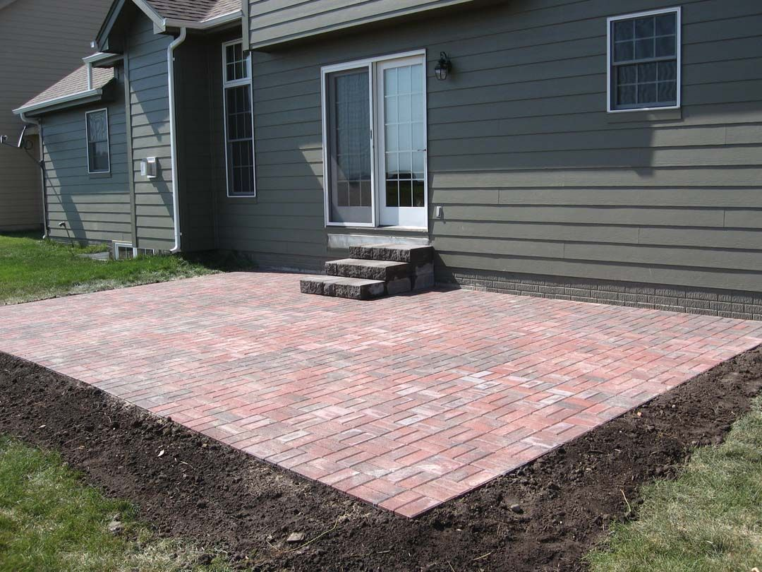 Brick paver patio ideas f38x about remodel wow home design