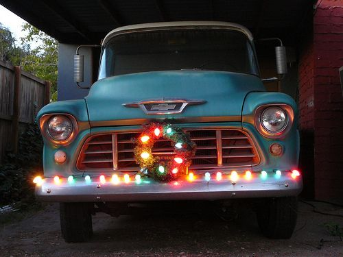 Old Pickup Lights : Truck twinkle most cars with lights look dumb but on