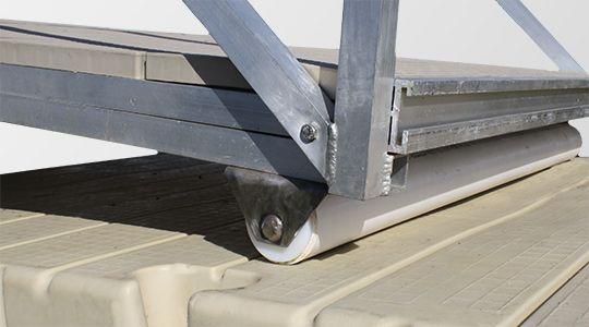 Gangway Roller Kit Ez Dock Roller Dock Kit