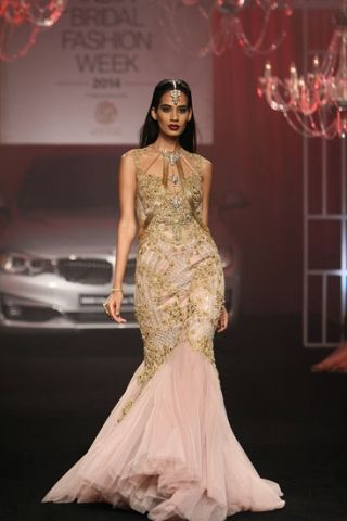 India Bridal Fashion Week 2014 | Falguni & Shane Peacock