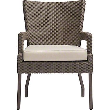 Mcguire Furniture Key Dining Arm Chair Bb 220 Outdoor