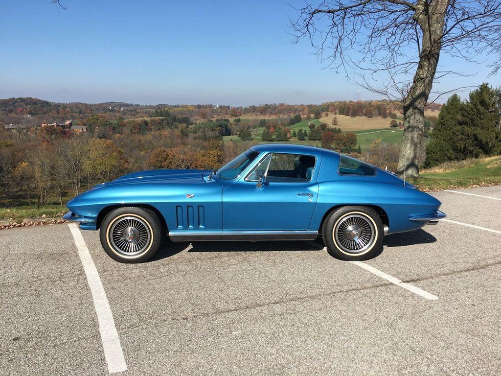 1966 Corvette Sting Ray