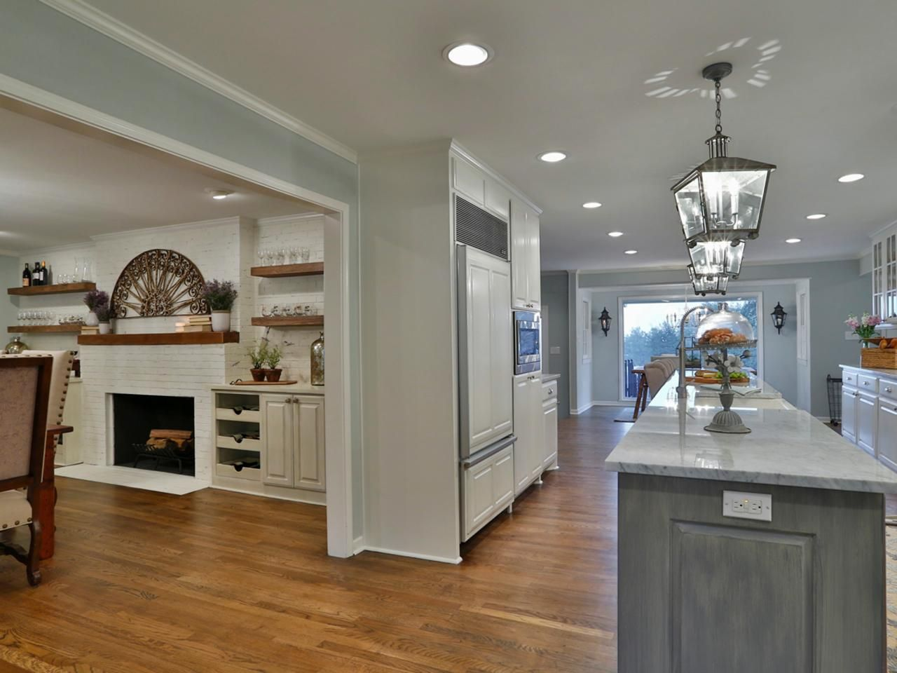 Creating French Country In The Texas Suburbs For The Home French