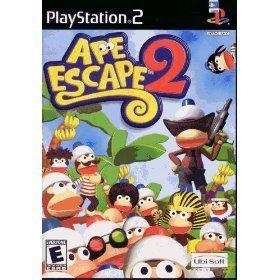 Ape Escape 2 (Playstation 2)