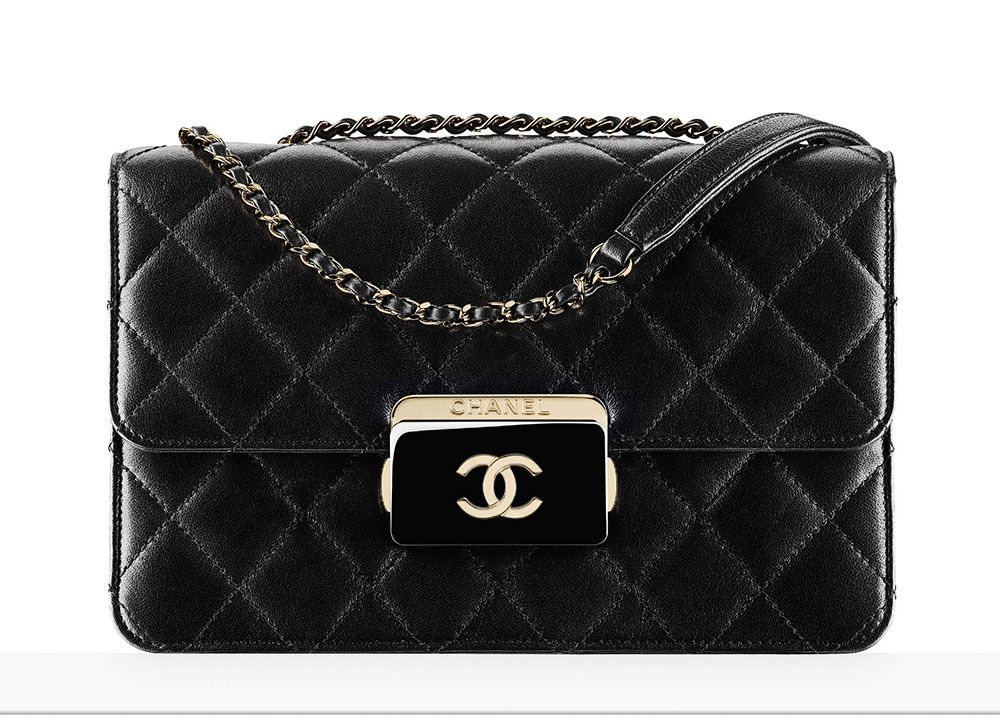Check Out 92 Of Chanel S Spring 2017 Bag Pics Prices Including Light Up Led