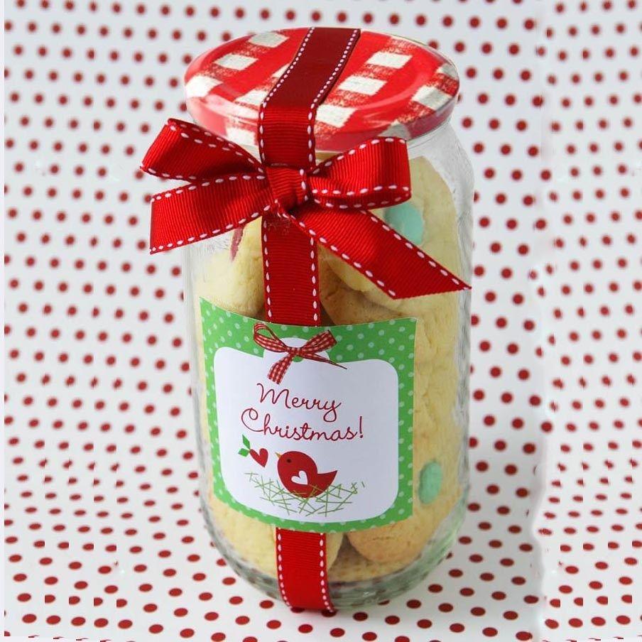 Obsequios navideños usando frascos de vidrio - Dale ...