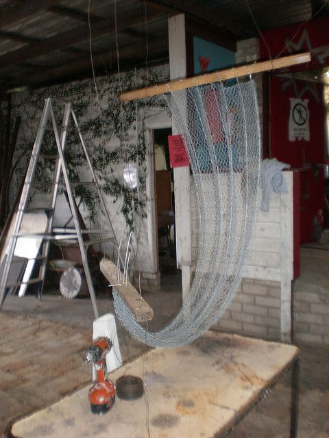 1 Wire frame for Draped form | Flickr - Photo Sharing!