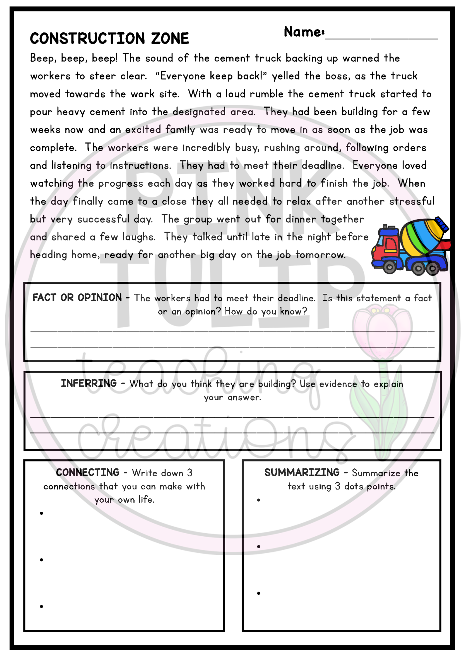 1 Comprehension Deals Reading Strategies Set 8 Reading Strategies Reading Comprehension Resources Teachers Learning [ 2249 x 1579 Pixel ]