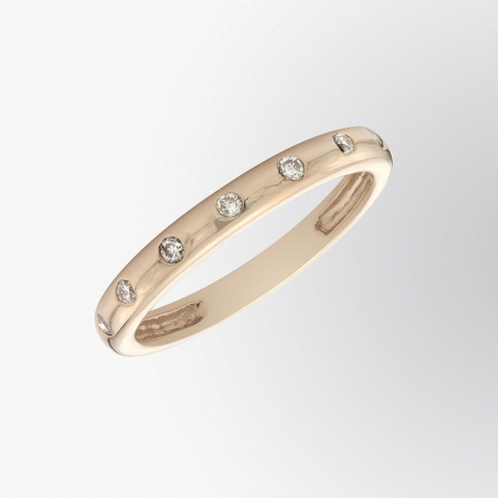 Moonlight Diamond Ring from Fifth Bond