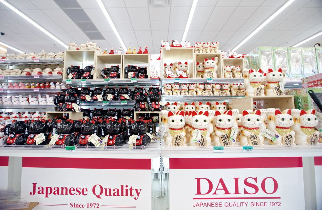 Daiso Japan dollar store opens first of many Texas stores in