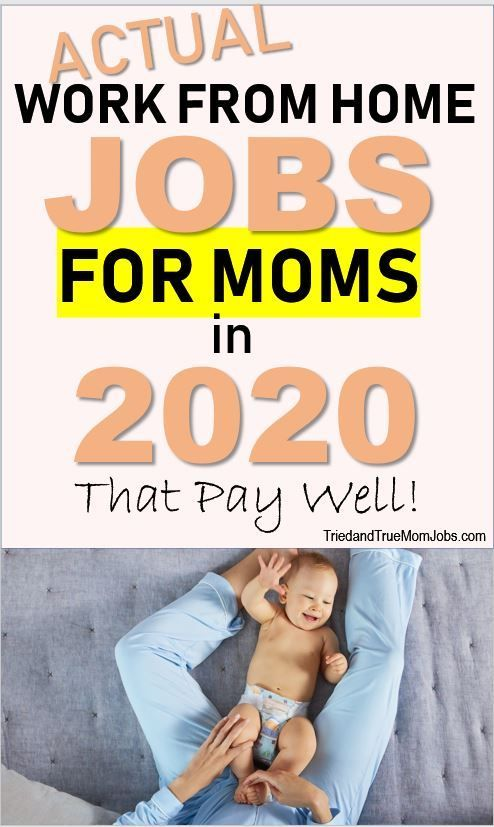 25 Real Stay at Home Mom Jobs in 2020 – I make $5000/mo. w/ my 2 kids