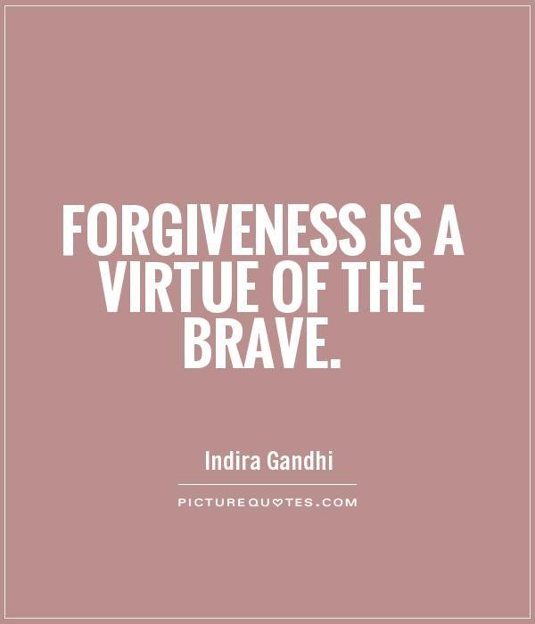Quotes On Forgiveness Magnificent Forgiveness Quotes & Sayings  Forgiveness Picture Quotes  Words